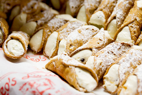 Cannoli: Nothing Better in the World | The Inquisitive Eater