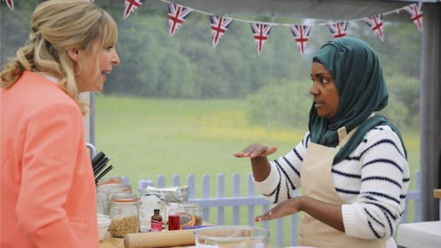 foodnews 10.08.2015 The great british bake off
