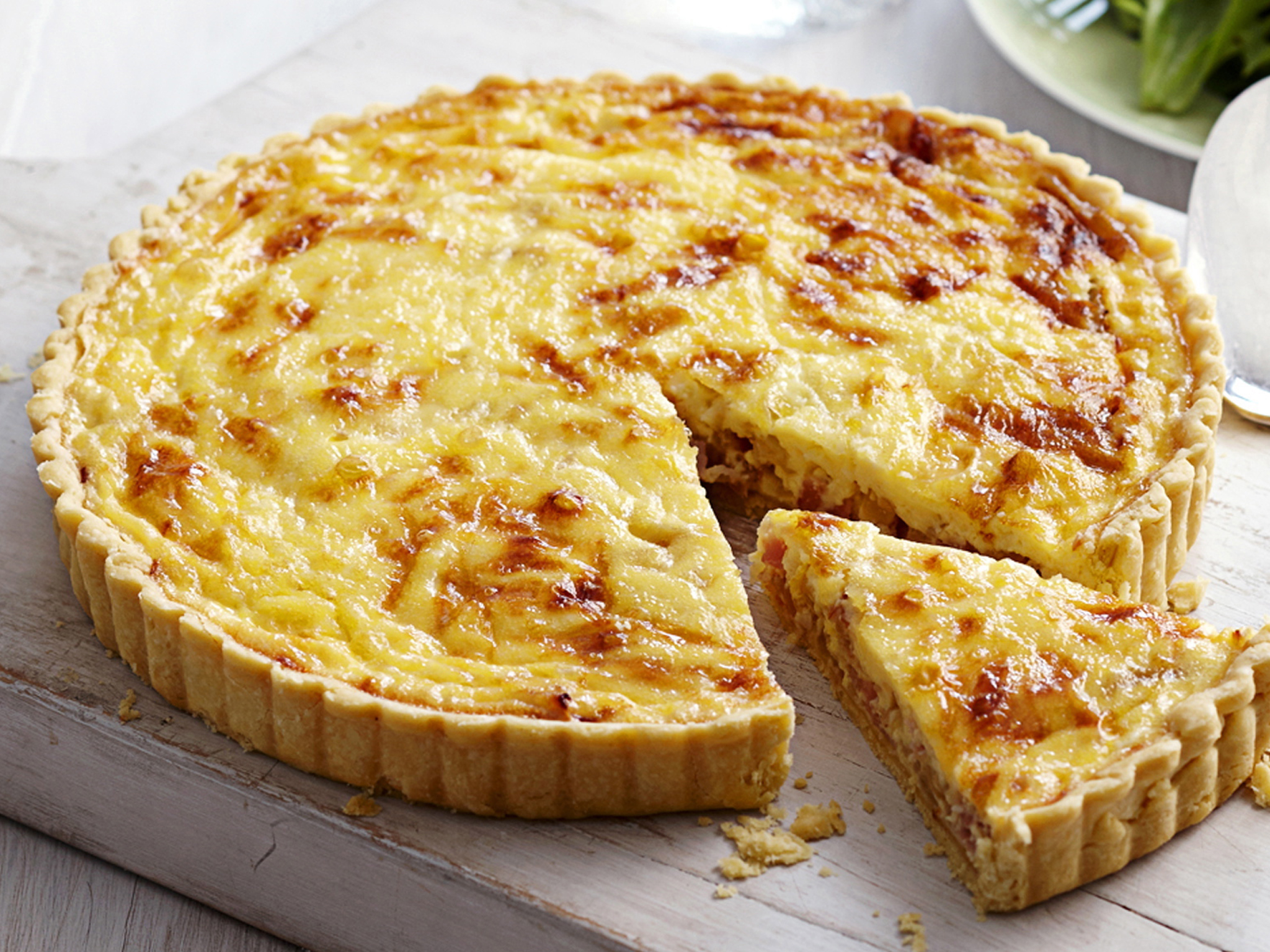 TIE Poet of the Month: 'Quick Quiche Ideas' by Martha Silano | The ...