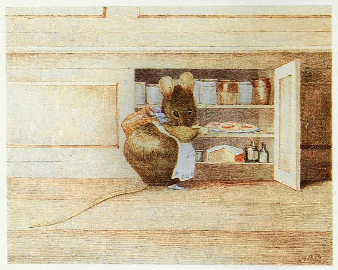 'Dinner Dress: Thinking about Appetizing Apparel in the Tales of Beatrix Potter' by Gabriel Fried