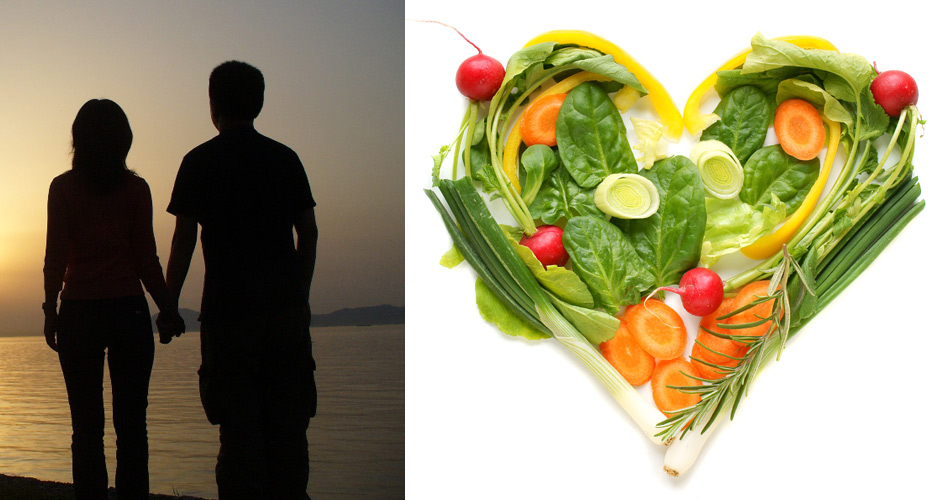 Dating site for vegetarians